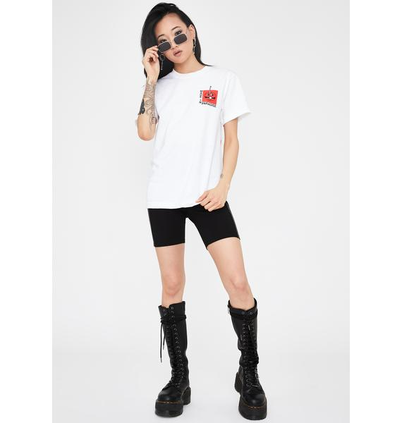 Made in Paradise Pop The Cherry Graphic Tee