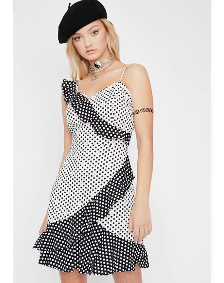 Bombshell Bae Mini Dress