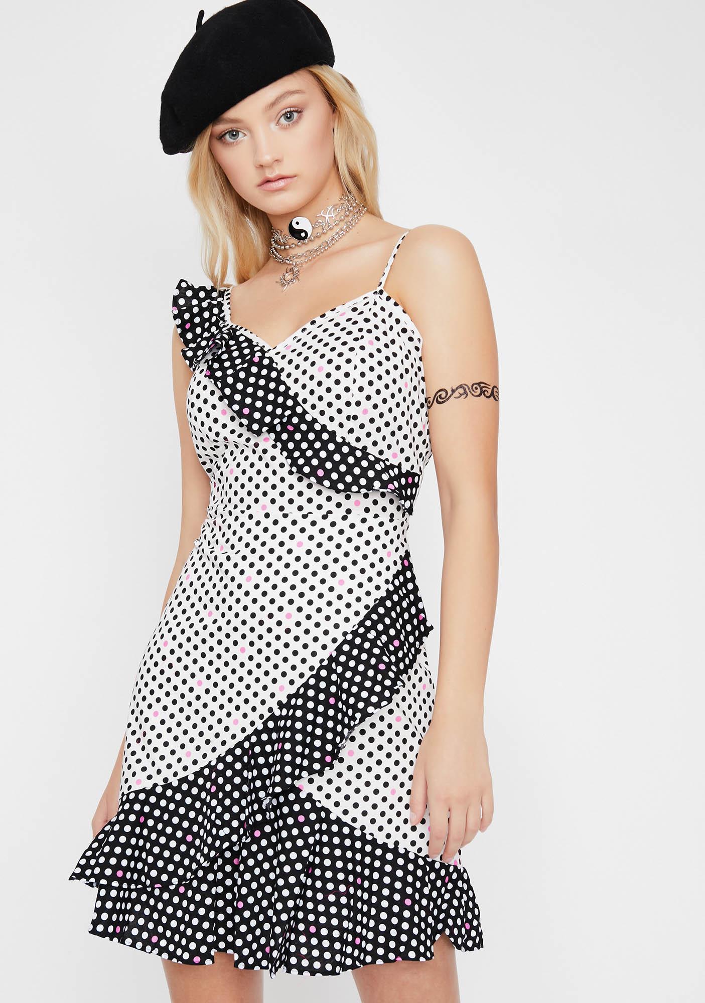 5661e3930f1 Bombshell Bae Mini Dress