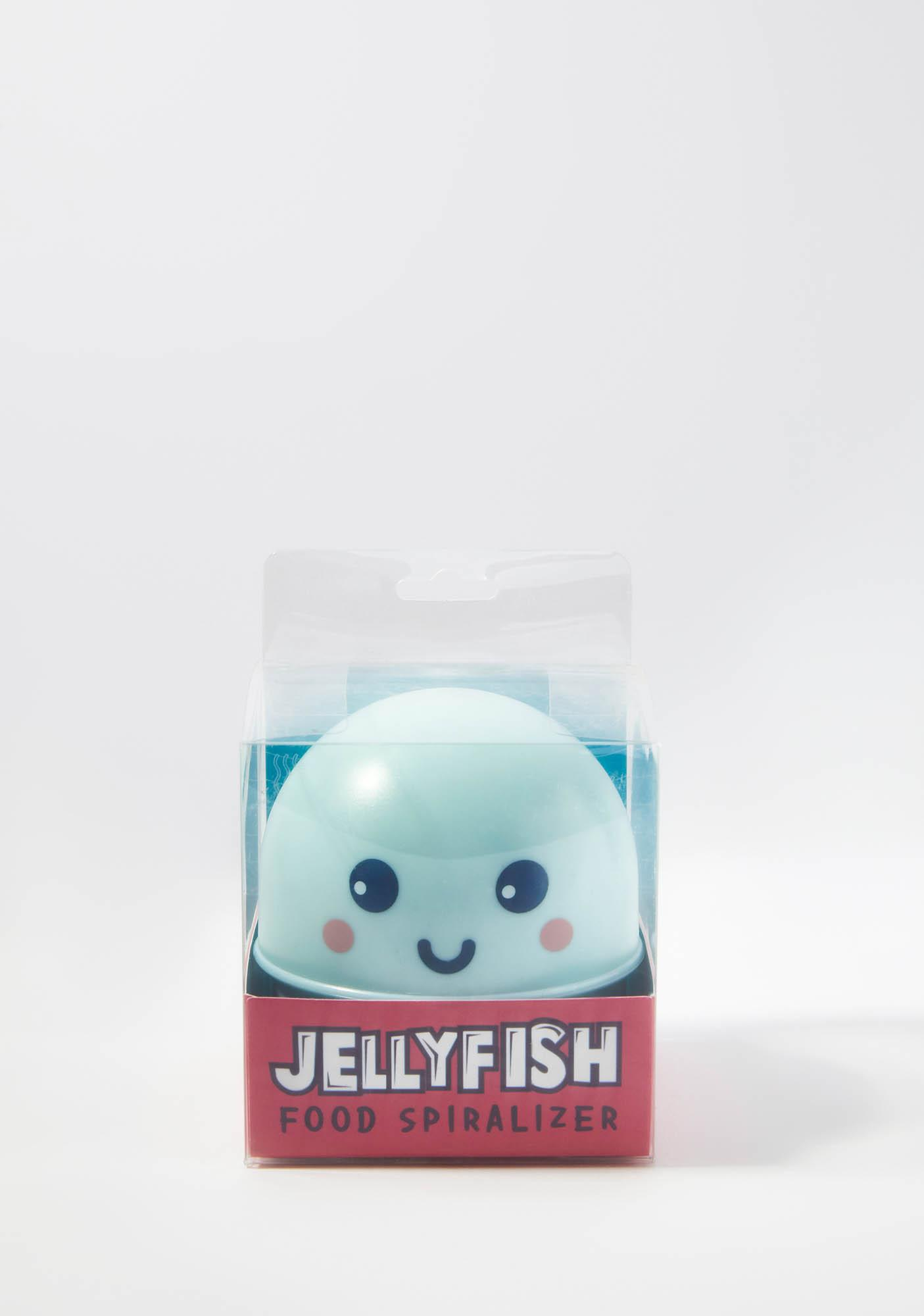 Seas And Greetings Jellyfish Food Spiralizer