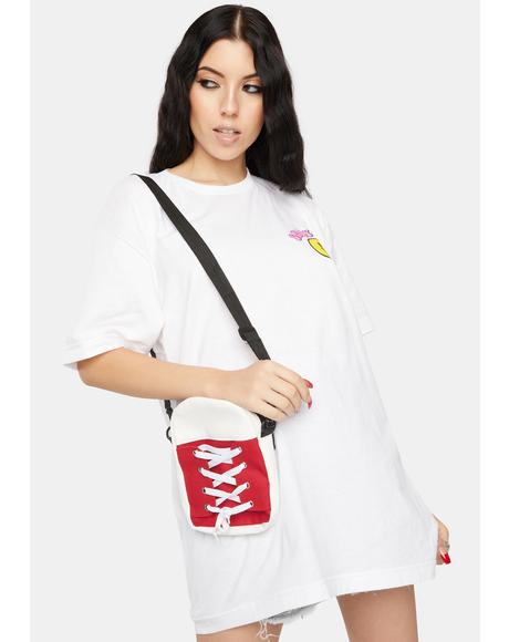 Ruby High Top Heaven Crossbody Bag