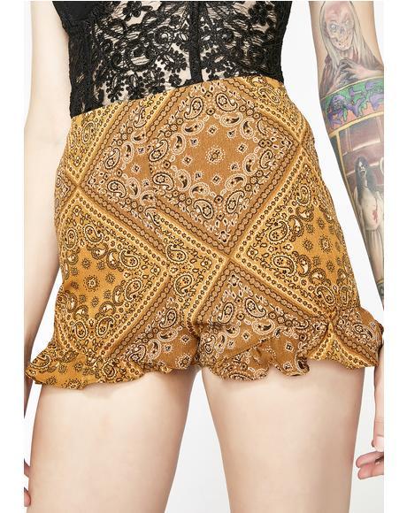 Camry Shorts