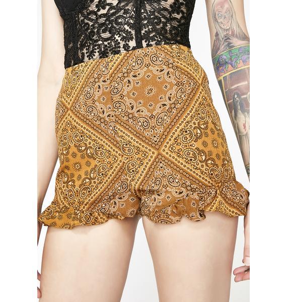 Lira Clothing Camry Shorts