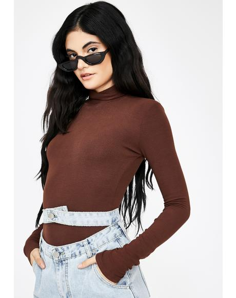 Honore Turtleneck Top