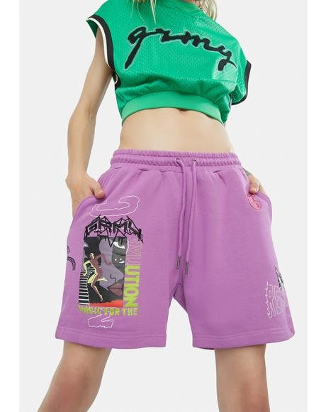 Liveution Sweatshorts