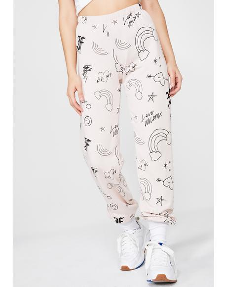 Love Wildfox Easy Sweats