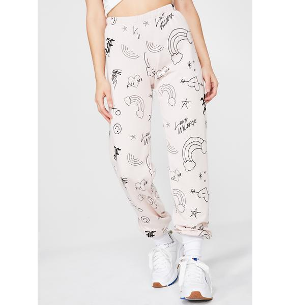 Wildfox Couture Love Wildfox Easy Sweats