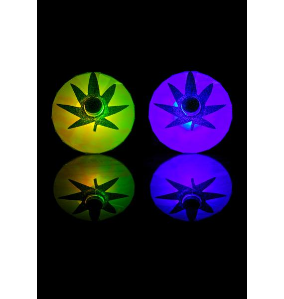 Sasswear Weed LED Pasties