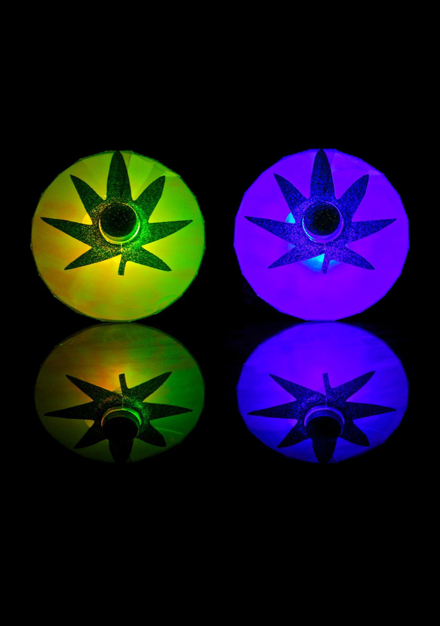 Sasswear Weed LED Pasties