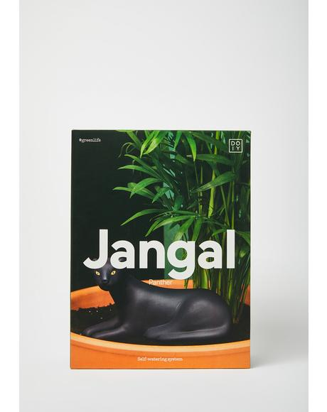 Jangle Panther Ceramic Self Watering System