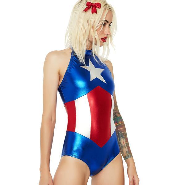 America's Sweetest Superhero Costume