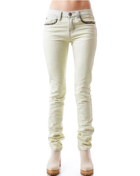Dirty Boy Blue Jeans