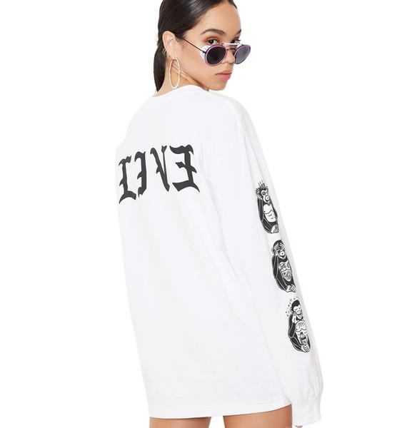 Sketchy Tank Liv3 Long Sleeve