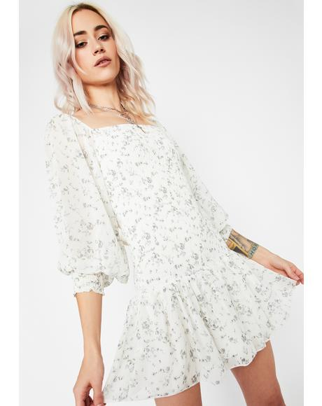 Ur Dream Grl Mini Dress
