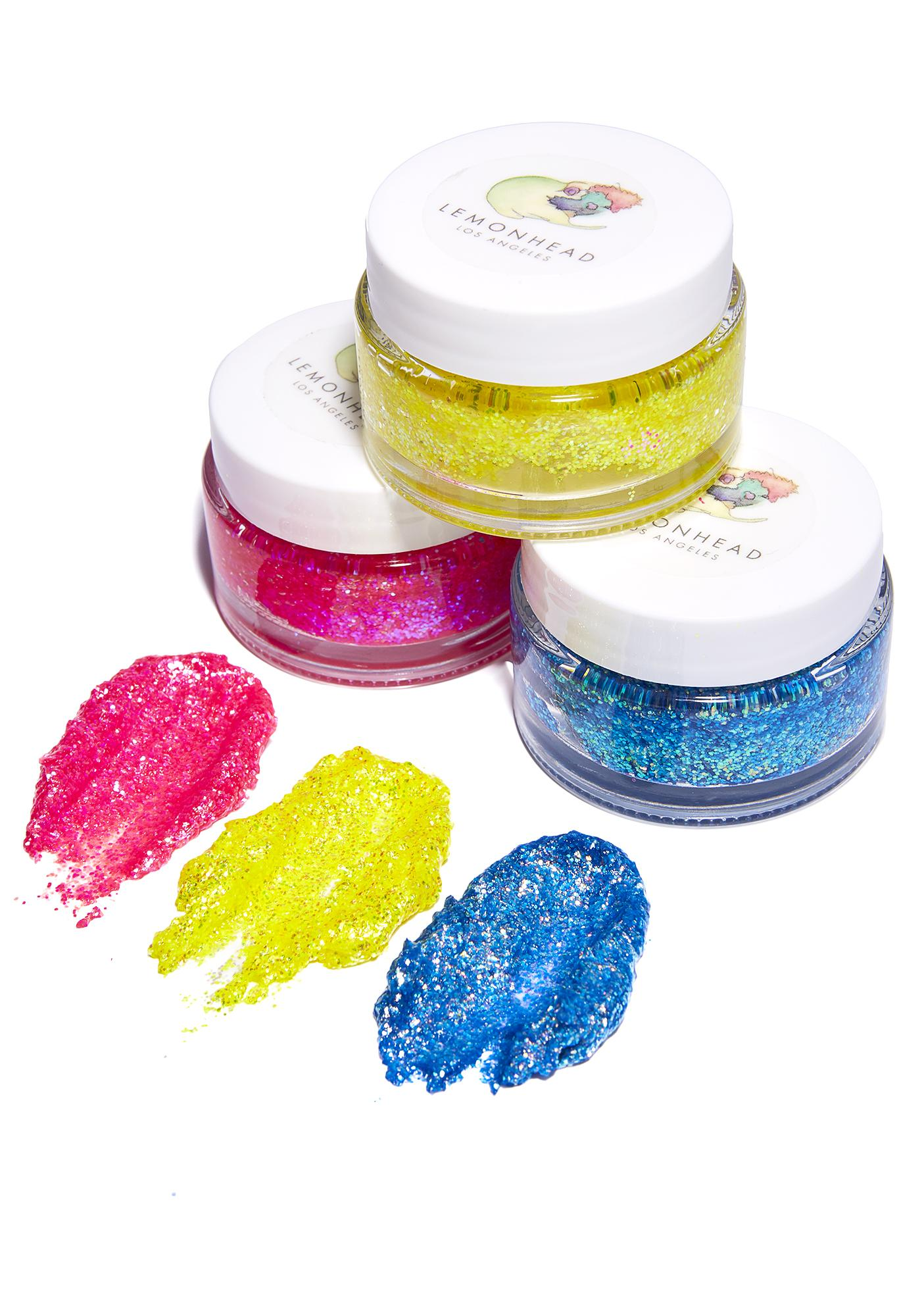 Lemonhead LA Angelyne UV Glowjam