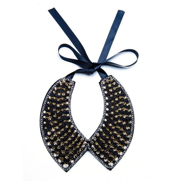 Odette Spike Collar Necklace