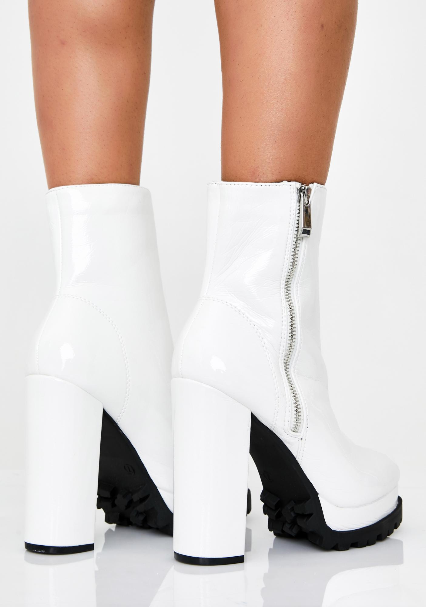 Angel Kickin' Azz High Heel Boots