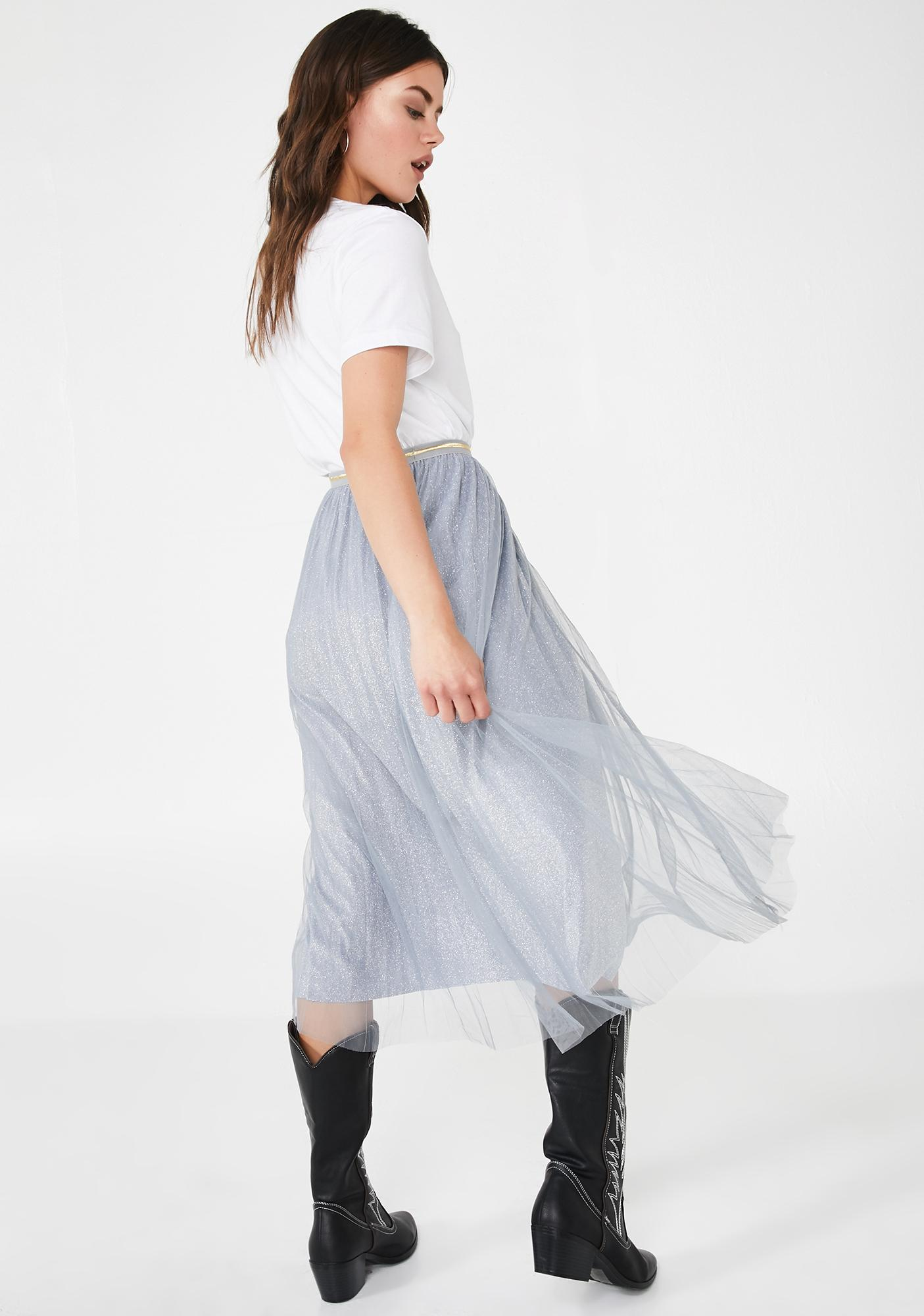 Molly Bracken Tulle Skirt