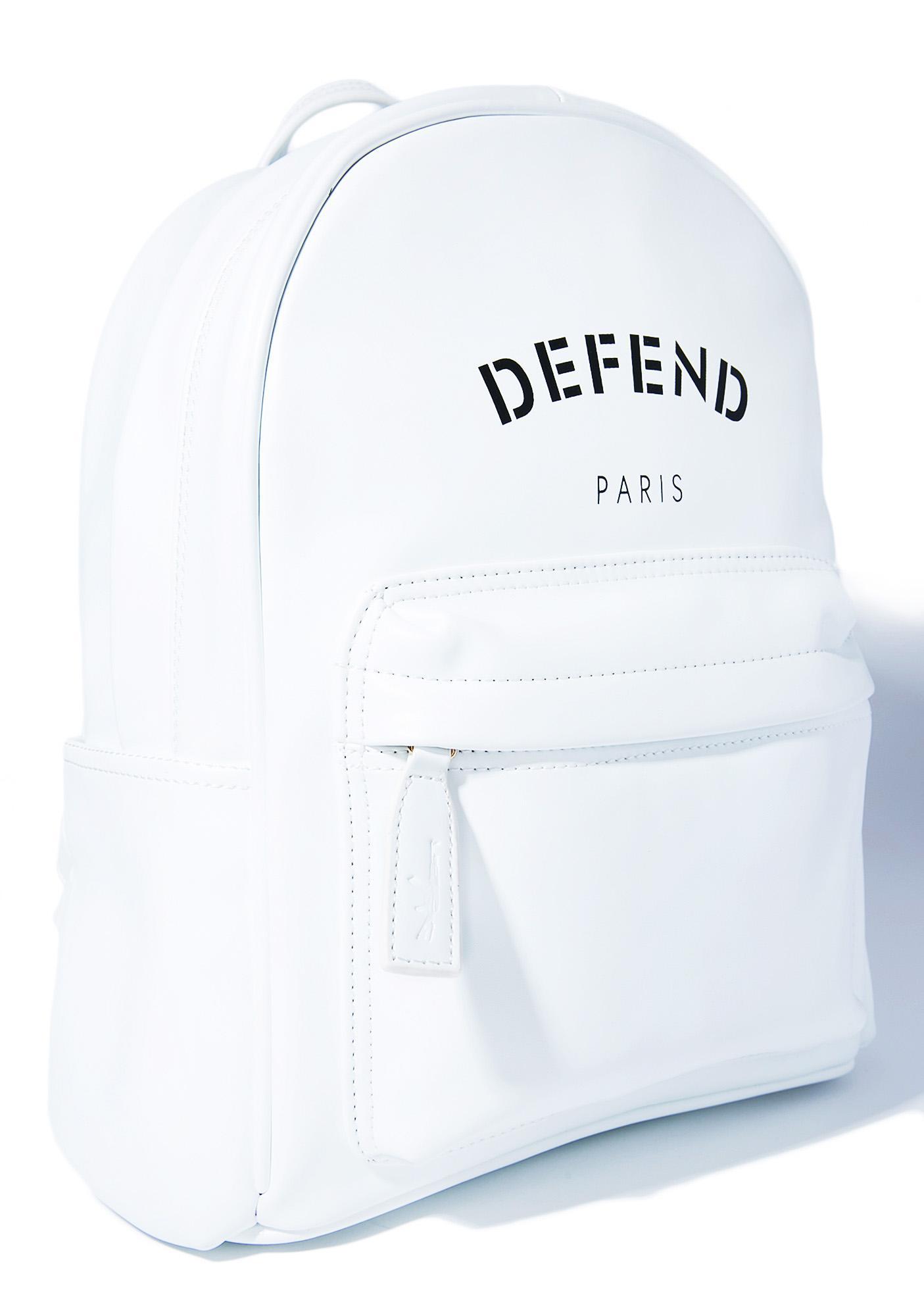 Defend Paris Small Noah Backpack