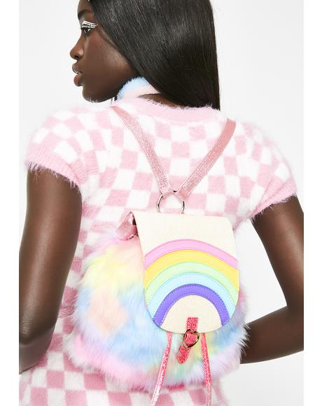 Princess Bon Bon Rainbow Backpack