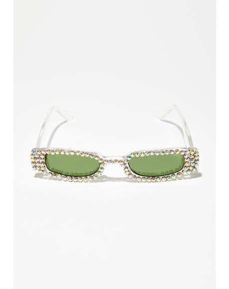 Space Disco Sunglasses