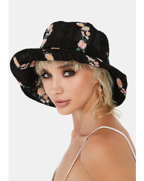 Garden Garb Bucket Hat