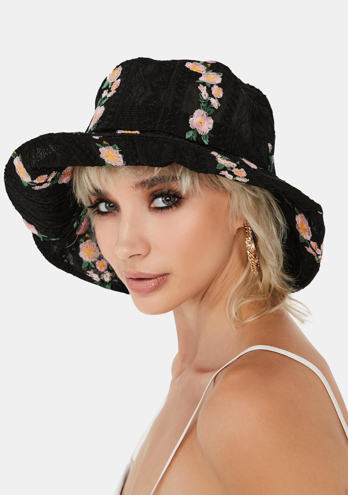 Garden Garb Bucket Hat