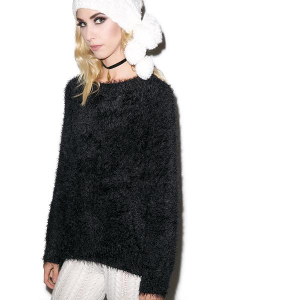 For Love & Lemons Cozy Up Sweater