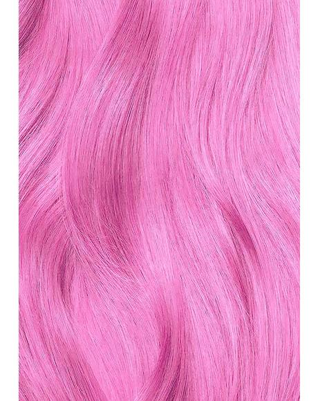 Petal Pink Semi-Permanent Hair Dye