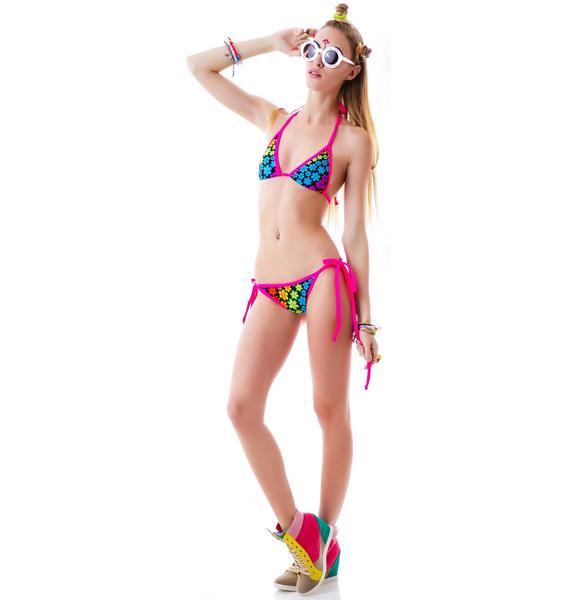 J Valentine Daisy Festival Bikini