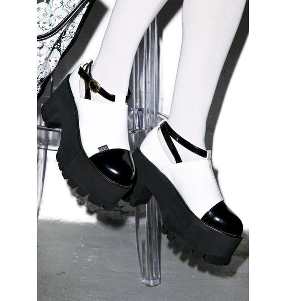 Hot!MeSS Dolly Platform Boots