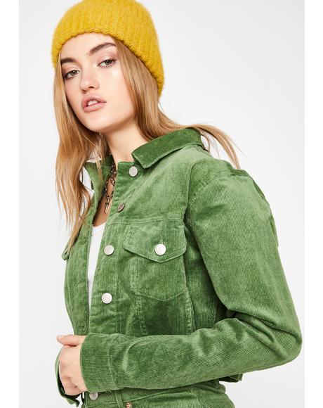 Fallin' Hard Corduroy Jacket