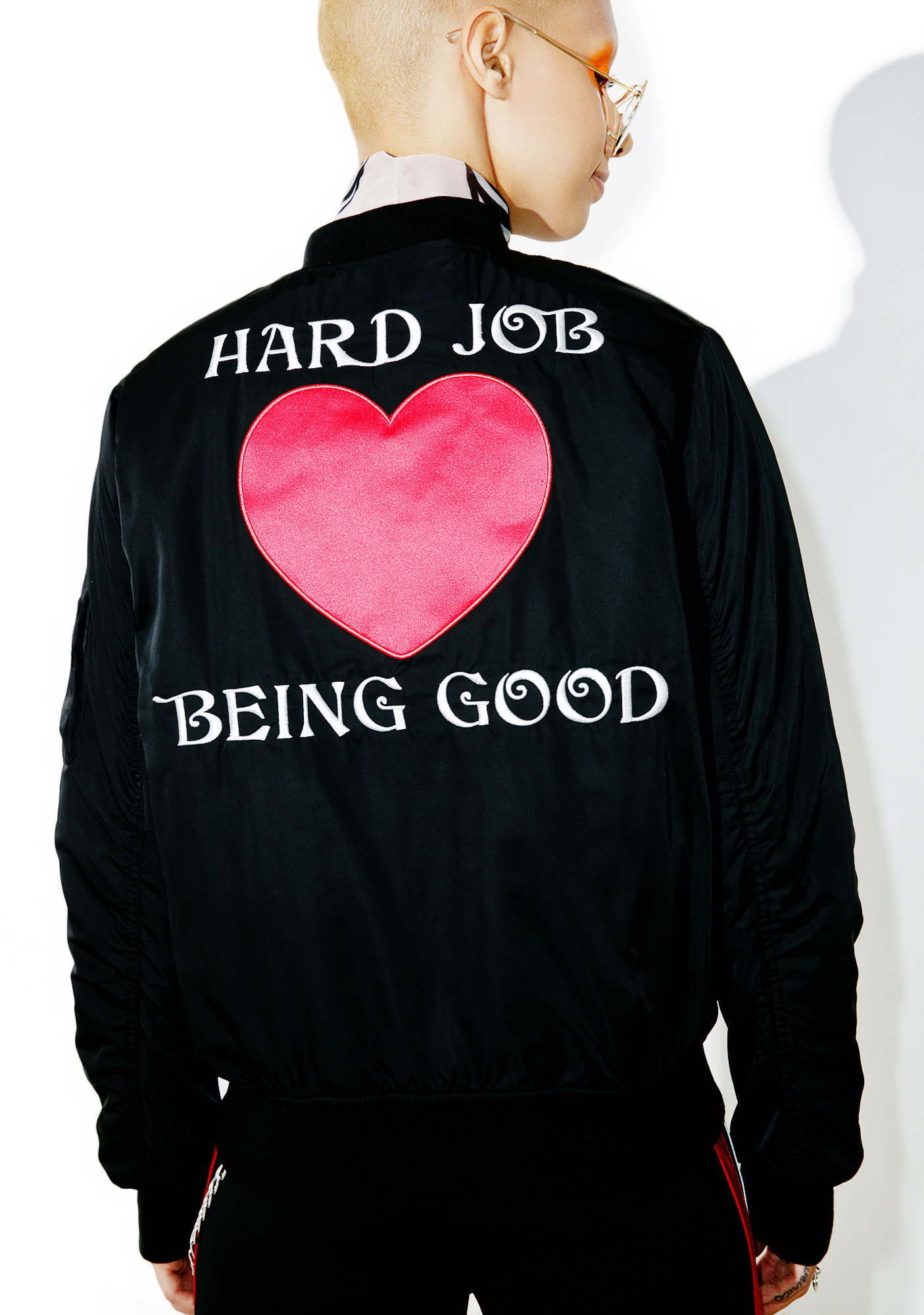 Married to the Mob Fly High Jacket