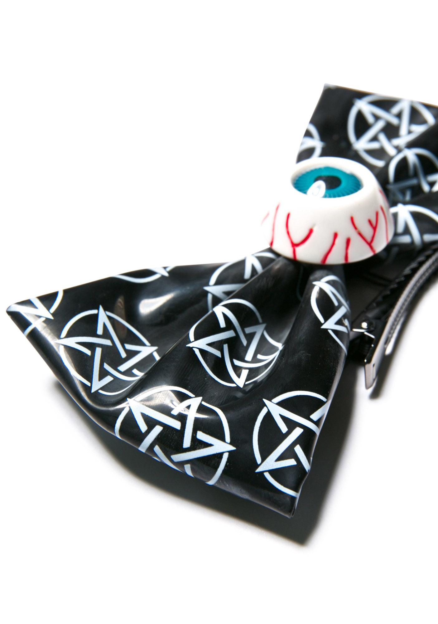 Kreepsville 666 Eye Be Ballin' Hairbow Slide