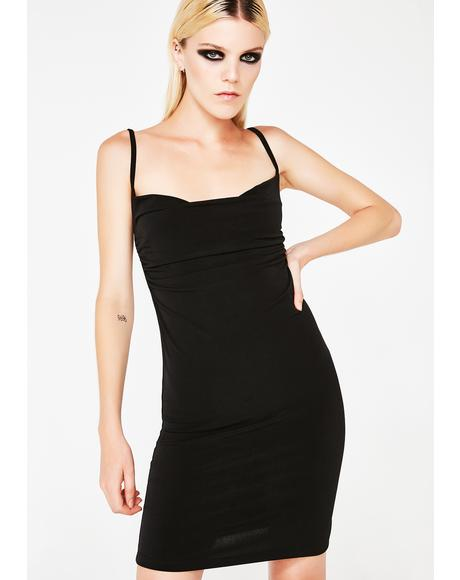 Give Up Bodycon Dress