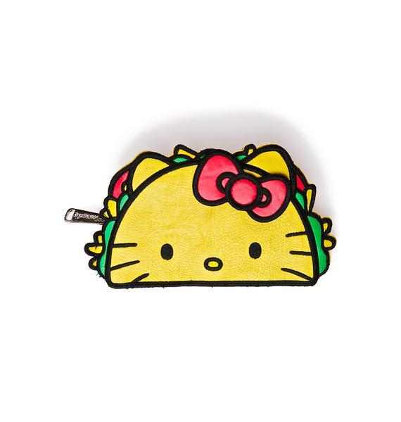 Loungefly X Hello Kitty Taco Wallet