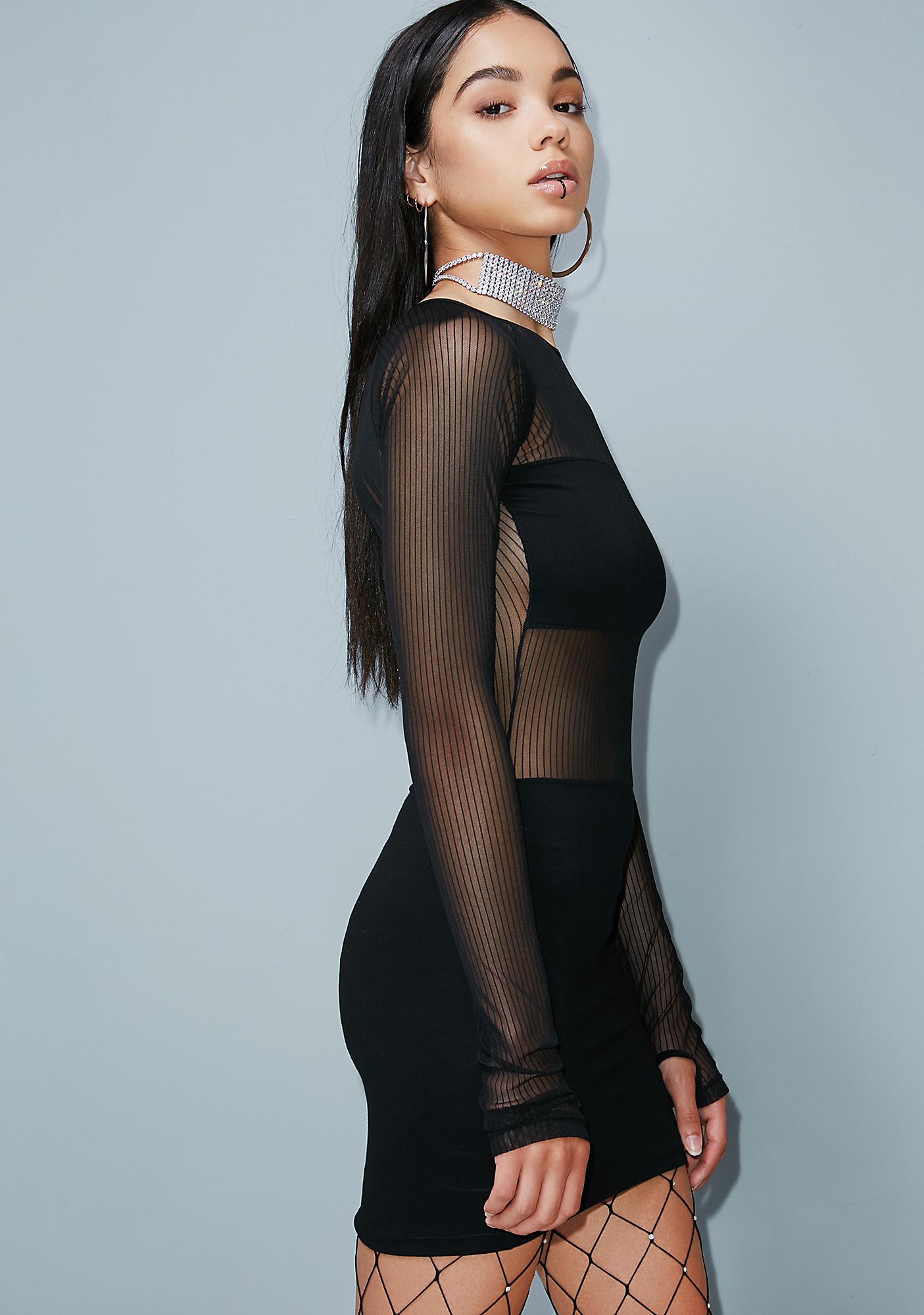 Poster Grl Clothing - I Want It Black