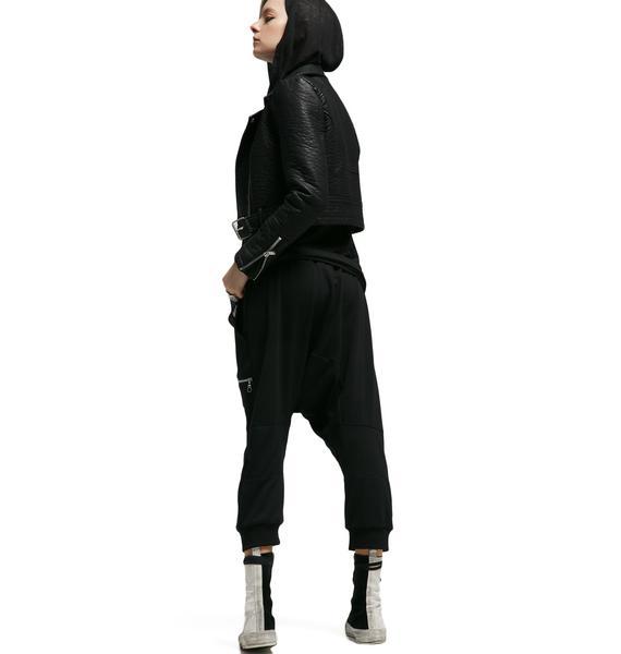 MNML Mob Mentality Dropcrotch Pants