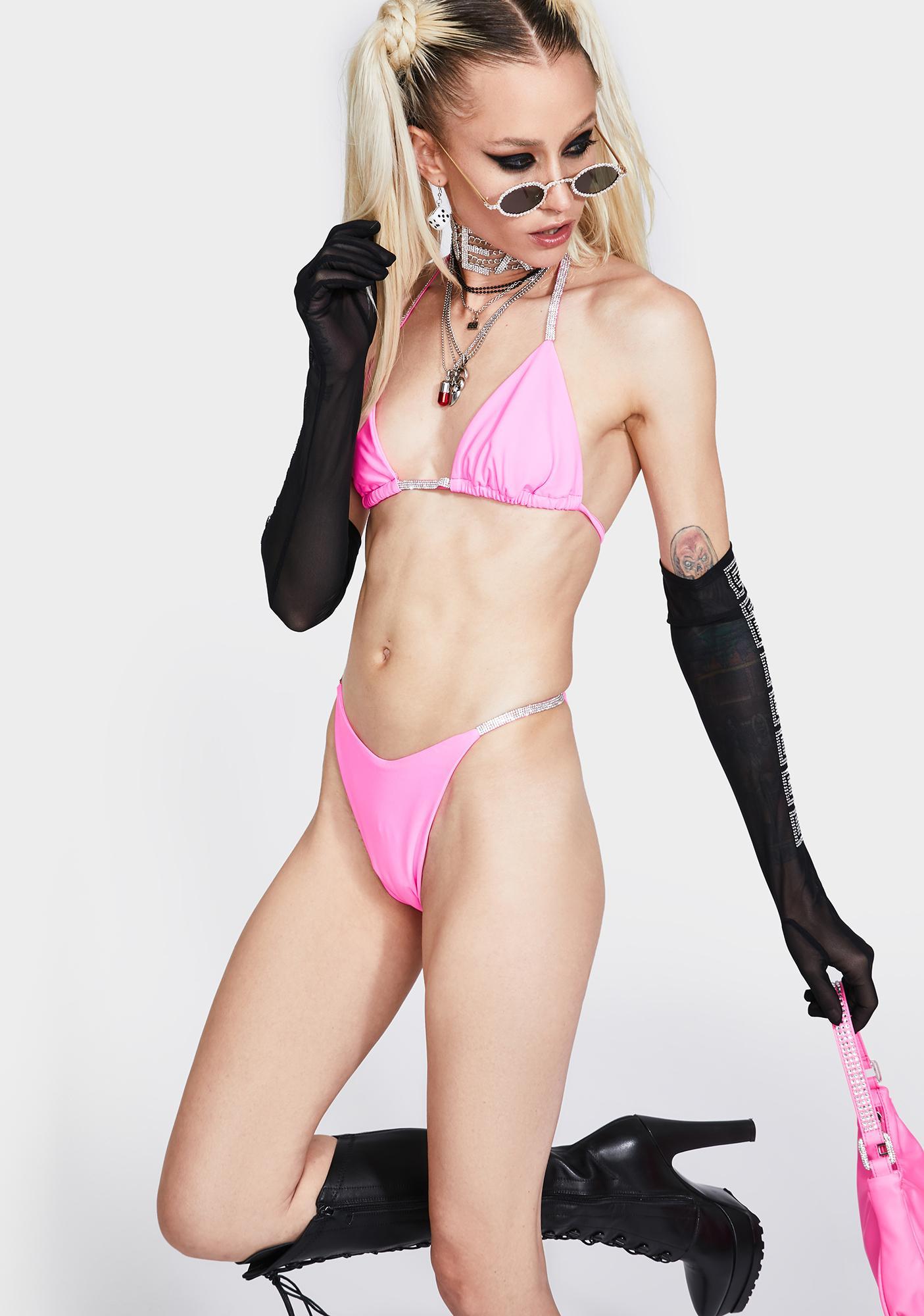 Sweetie Give Me Everything Bikini Set