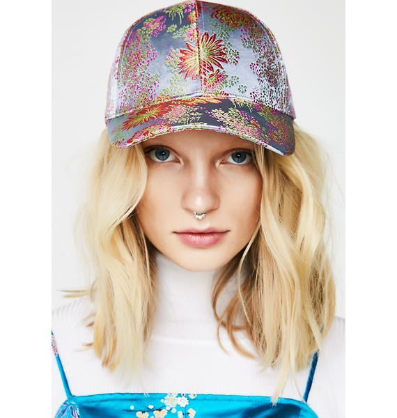 Step Up Floral Hat