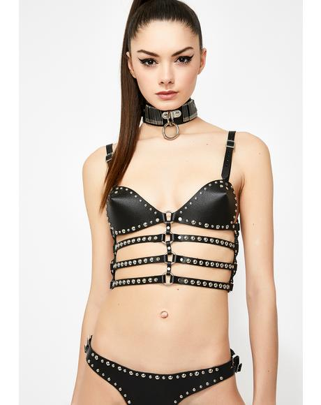 Zeppelin Bra Harness