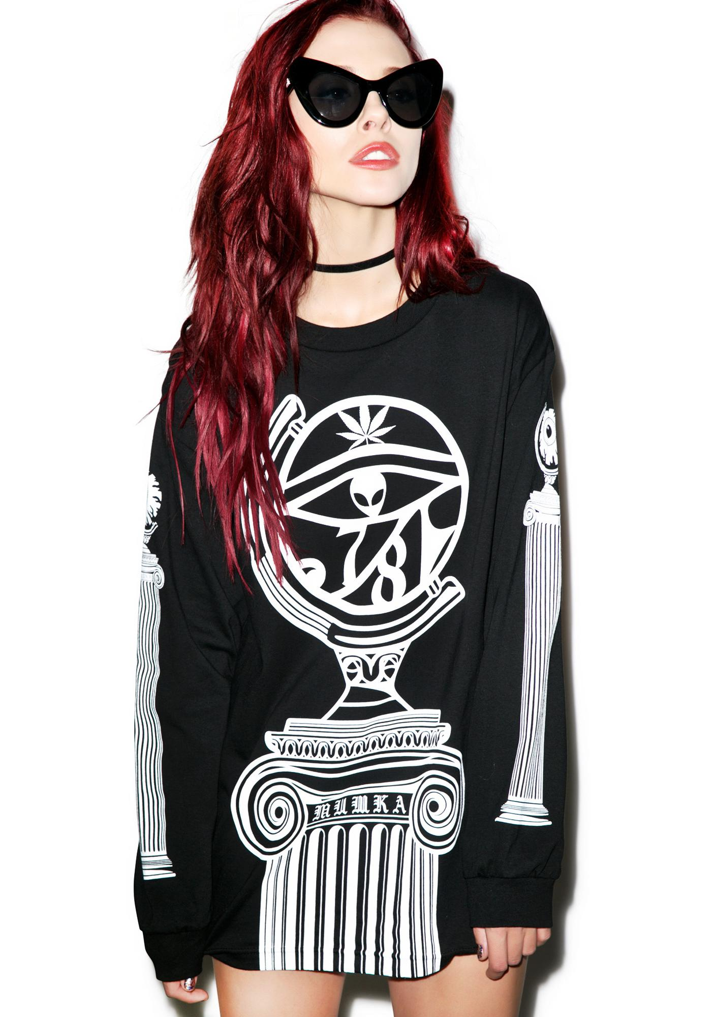 Mishka Ritual Column Top
