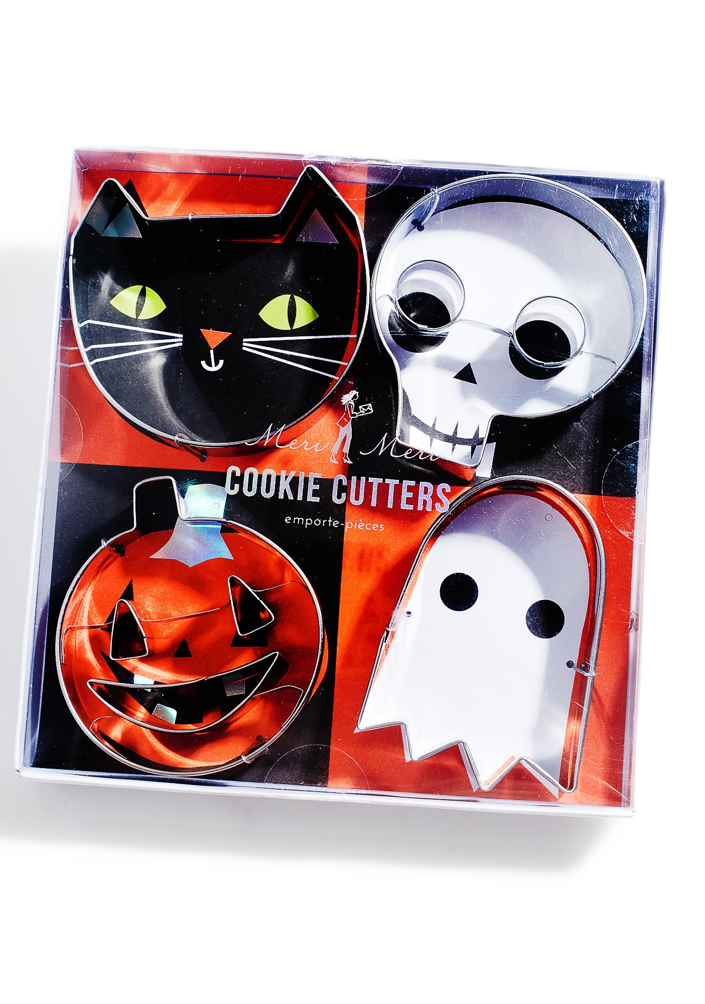 Supa Spooky Cookie Cutters