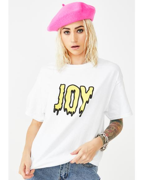 Joy Graphic Tee