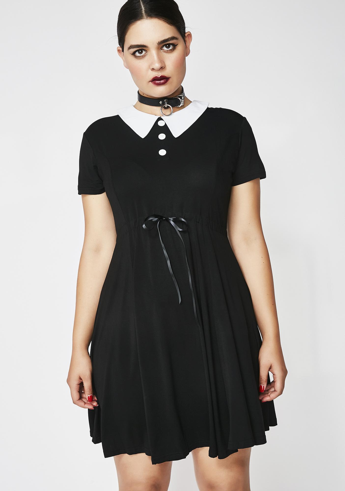 Killstar Wednesday Doll Dress