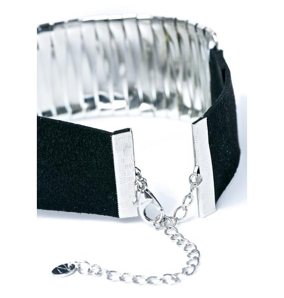 Broken Mirrors Choker