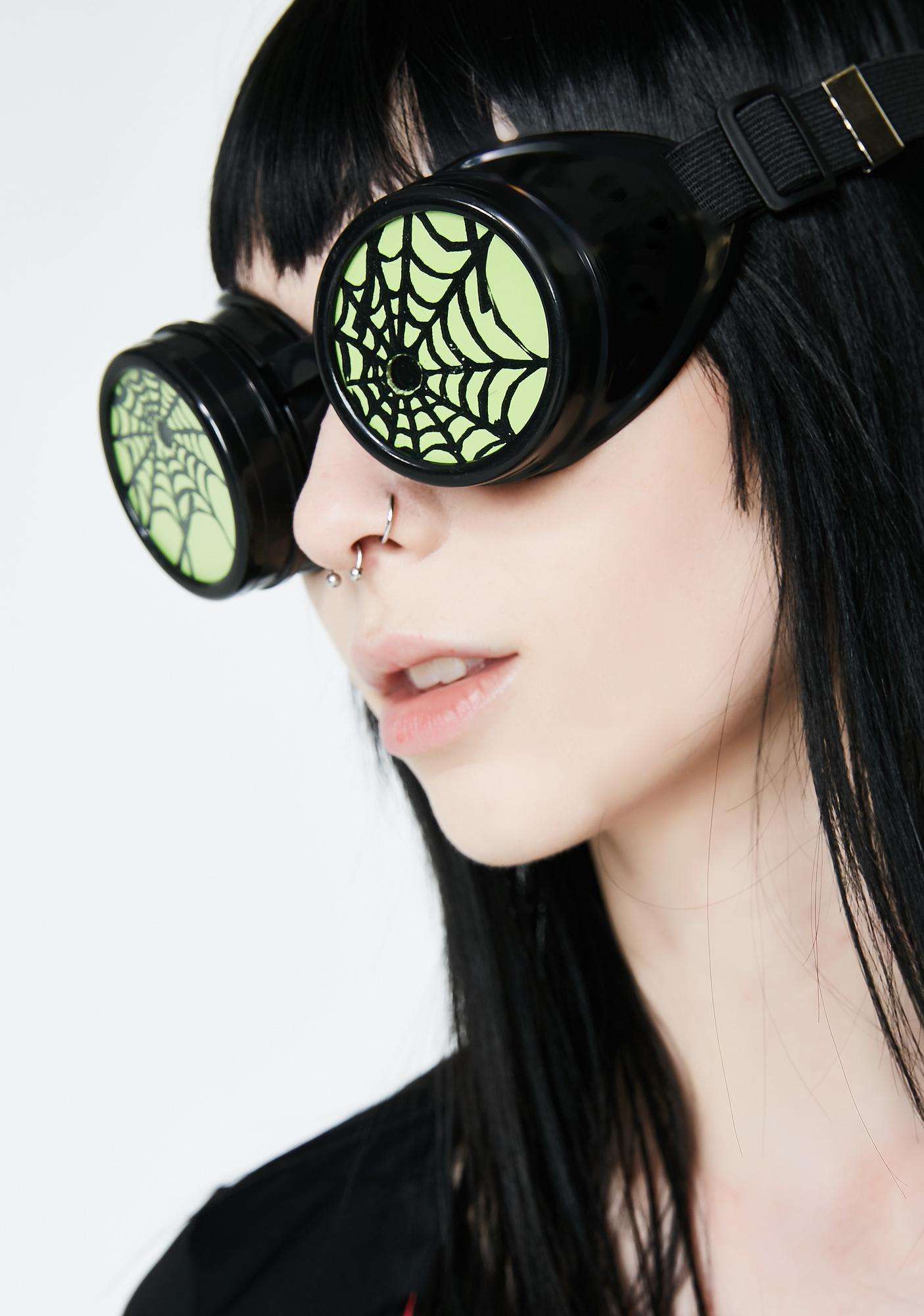 Spidey Senses Goggles