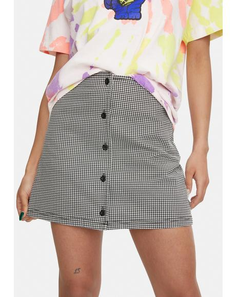 Creeper Mini Skirt