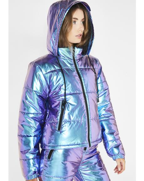 Space Bae Escapade Puffer Jacket