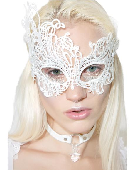 Opulent Fantasy Eye Mask